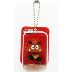 Super Mario - Keychain - Blister Figure Set - Goomba