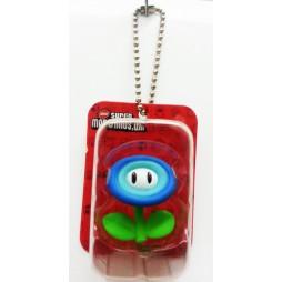 Super Mario - Keychain - Blister Figure Set - Iceflower