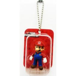 Super Mario - Keychain - Blister Figure Set - Super Mario