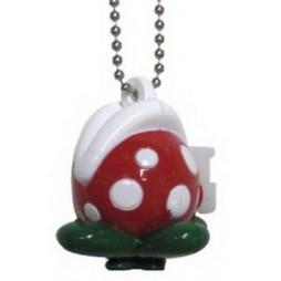 Super Mario Bros Wii - Keychain - Light Up Figures Vol. 1 Set - Piranha Plant