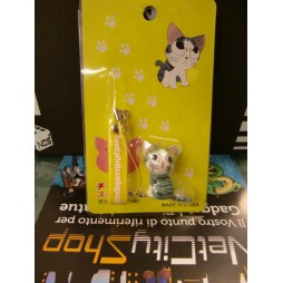 Sweet Private Savings Cat - Strap - Mini Figure 4 cm