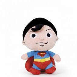 Dc Comics Plush - Little Mates: Superman peluche 19 cm
