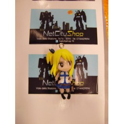 Fairy Tail - Strap - Keychain - Deformed - SET - Lucy Heartphilia