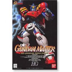 Gundam 1/100 04 - Gundam Maxter G Neo American Mobile Fighter