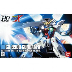HG After War HGAW 109 - GX-9900 Gundam X - 1/144