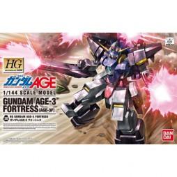 HG Age 30 - AGE-3F Gundam Age-3 Fortress 1/144