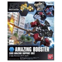 HG Build Custom 002 - AMAZING BOOSTER - ZAKU AMAZING SUPPORT UNIT 1/144