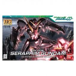 HG Double 0 037 - GN-009 Seraphim Gundam 1/144