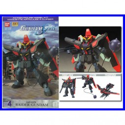 HG Gundam Seed - Raider Gundam Seed Skill 4 - Trasformabile 1/144