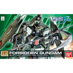 HG Gundam Seed R09 - GAT-X252 Forbidden Gundam 1/144
