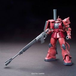 HG Gundam The Origin 001 - MS-06S Zaku II Principality Of Zeon Char Aznable's Mobile Suit 1/144