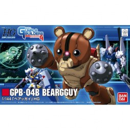 HG Gunpla Builders 004 - GPB-04B Beargguy 1/144
