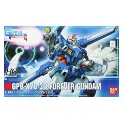 HG Gunpla Builders 005 - GPB-X78-30 Forever Gundam 1/144