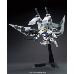 HG IRON-BLOODED ORPHANS 007 - GUNDAM BARBATOS & LONG DISTANCE TRANSPORT BOOSTER KUTAN TYPE-III 1/144