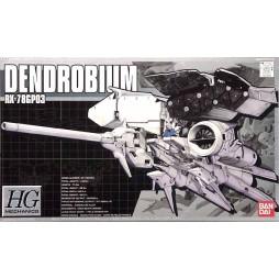 HG Mechanics - RX-78GP03 Dendrobium 1/550