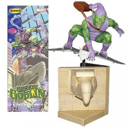 Marvel Comics - Spider-Man - Green Goblin - Plastic Kit 1/8