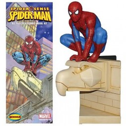 Marvel Comics - Spider-Man - Plastic Kit 1/8