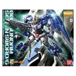 MG Master Grade - Double 0 - 00 Gundam Seven Sword/G 1/100