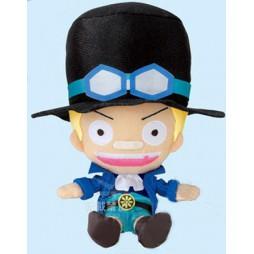 One Piece Plush - Kyodai Plush - Sabo - Peluche 14 cm