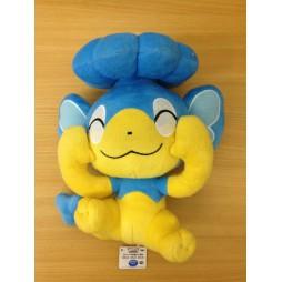 Pokemon Plush - BW N-042 - Panpour - Peluche 20 cm