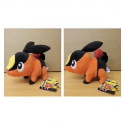 Pokemon Plush - BW N-05 - Tepig - Peluche 20 cm