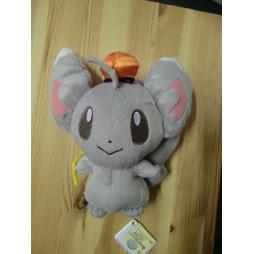 Pokemon Plush - BW N-108 Minccino Halloween - Peluche 20 cm
