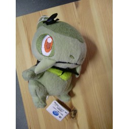 Pokemon Plush - BW N-184 - Axew Halloween - Peluche 20 cm