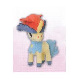 Pokemon Plush - BW N-299 - Keldeo - Peluche 12 cm (2012)