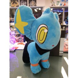 Pokemon Plush - Diamante e Perla N-017 - Shinx - Peluche 28 cm