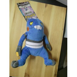 Pokemon Plush - Diamante e Perla N-129 - Croagunk - Peluche 20 cm