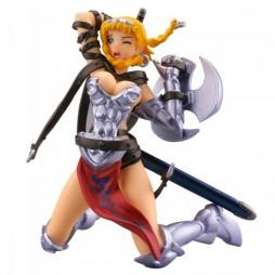 Queen\'s Blade - S&M Duels Leina Vs. Nanael - Kayodo Capsule Q Fraulen - Leina figure M-mode