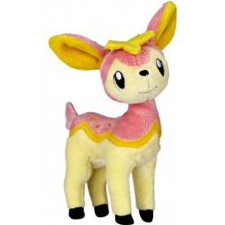 Pokemon Plush - Doll Coll 15 - 108 DEERLING Primavera - Peluche 11 cm