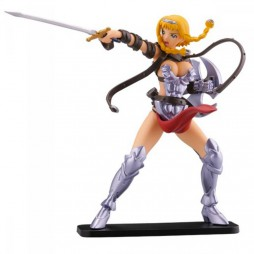 Queen\'s Blade - S&M Duels Leina Vs. Nanael - Kayodo Capsule Q Fraulen - Leina figure S-mode