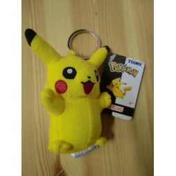 Pokemon Plush - Mini Keyring - Pikachu - Mini Peluche Portachiavi 10 cm