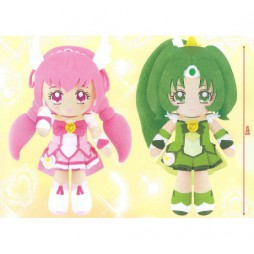 Pretty Cure Plush - Pretty Cure Super Plush Vol.3 SET - Peluche 28 cm