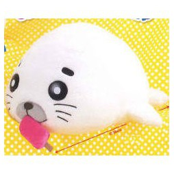 Shounen Ashibe: Go! Go! Goma-chan Plush - Super DX Plush doll 2 di 3 - Goma Chan - Peluche 40 cm