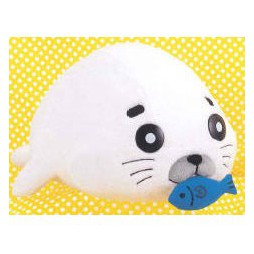 Shounen Ashibe: Go! Go! Goma-chan Plush - Super DX Plush doll 3 di 3 - Peluche 40 cm