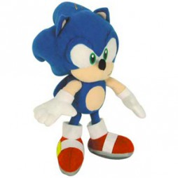 Sonic the Hedgehog Plush - Sonic - Peluche 30 cm