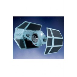 Star Wars EasyKit - Darth Vader\'s TIE Fighter  - Model Kit 1/57