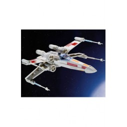 Star Wars EasyKit - Luke Skywalker\'s X-Wing Fighter - Model Kit 1/57