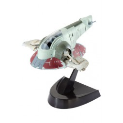 Star Wars EasyKit - Pocket - Boba Fett\'s Slave I Model Kit 1/160