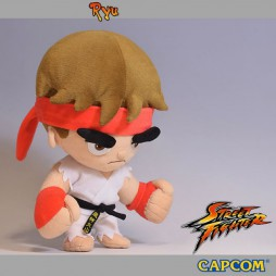 Street Fighter Ryu Plush