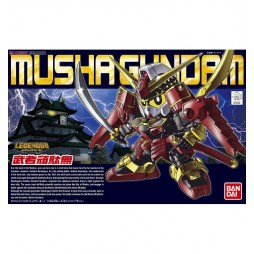 Super Deformed - Musha Gundam LegendBB