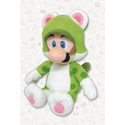 Super Mario Series Plush - CAT Luigi - Peluche 25 cm