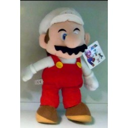 Super Mario Series Plush - Mario Bianco - Peluche 50 cm