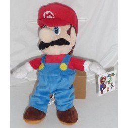 Super Mario Series Plush - Super Mario - Peluche 22 cm