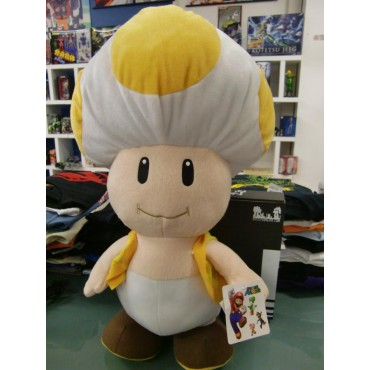 Super Mario Series Plush - Toad Yellow Ver.- Peluche 50 cm