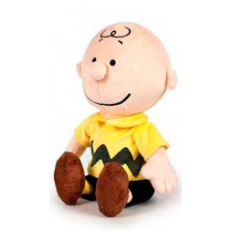 The Peanuts Plush - Charlie Brown Classic - Peluche 23 cm