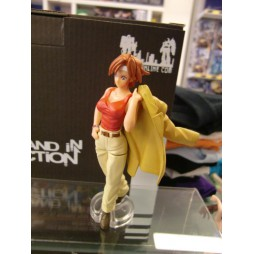 Sakura Wars part 5 - Bandai HGIF Gashapon Figure Set - Kanna Kirishima
