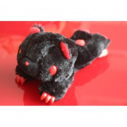 Gloomy Plush - Gloomy nuke Black Assortment Jushi vers ROSSO - Peluche 25 cm